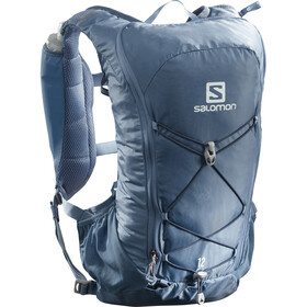 Salomon Agile 12 Set Zaino, copen blue/dark denim